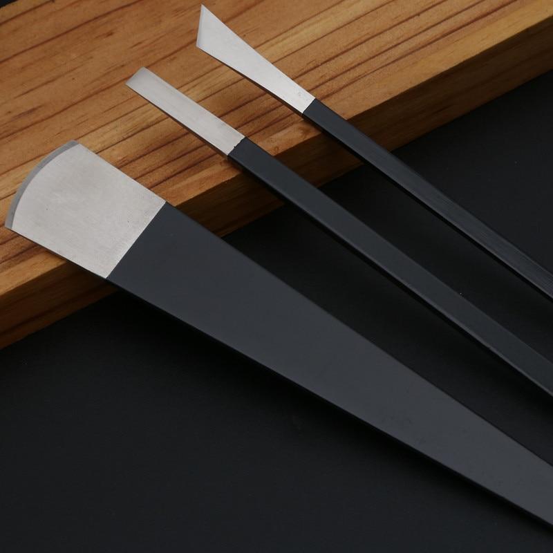 3PCS Cuticle Dry Dead Skin Remover Toe Nail Pedicure Knife Feet Care Tool Kit Foot Rasp Callus Dead Exfoliating