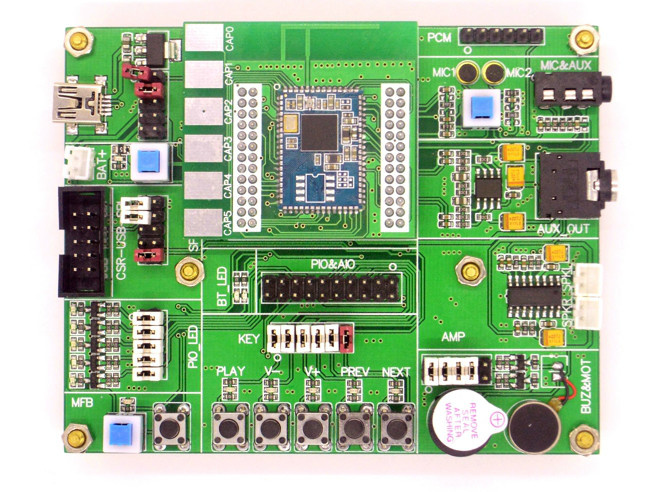 Fast Free Ship 16M FLASH CSR8670 Development Board/Debug Board/Demo Board/Emulation Board/ADK3.5.1/ADK3.0/I2S/SPDIF fast free ship for stm32 bc95 module bc95nb iot development nbiot development board iot development board