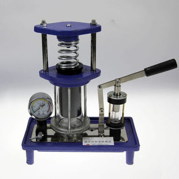 Physics teaching instrument Hydraulic model Hydraulic control system model experimental apparatus free shipping