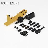 Versatile Multifunction Molle IPSC CR SPEED BELT HOLSTER BIG DRAGON Tactical Gun Holster Red Black Yellow