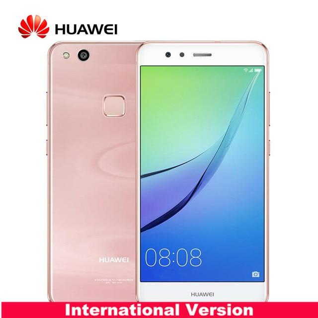 "Original Huawei nova Lite 5.2"" FHD 1920X1080P 4G LTE Mobile Phone 4g Ram 64GB Rom Krin 658 Octa Core Fingerprint ID"