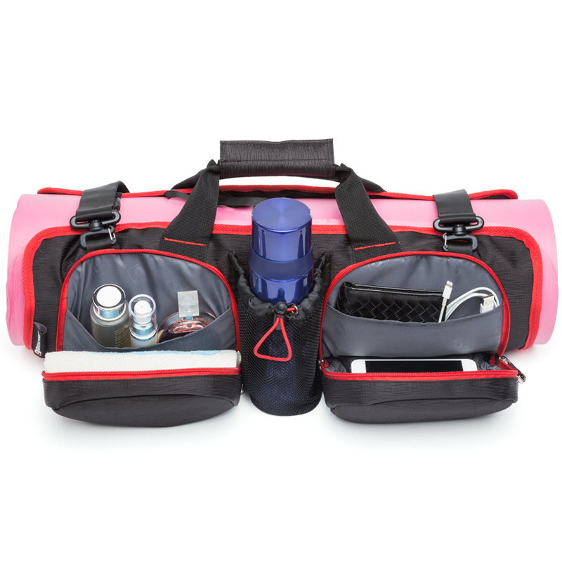 Offre spéciale 2019 sac de Sport multifonctionnel sac de Yoga grande capacité sac de Sport pour femmes hommes épaule imperméable formation sacs de Fitness