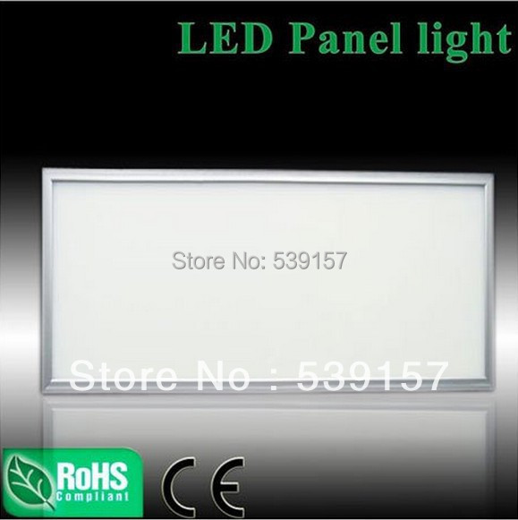 Free Shipping! LED Panel light 300*600mm 36W LED Ceiling Light AC85~265V free shipping wooden surface or sling mounting 100 240vac 4000k led panel light ceiling light wholesales
