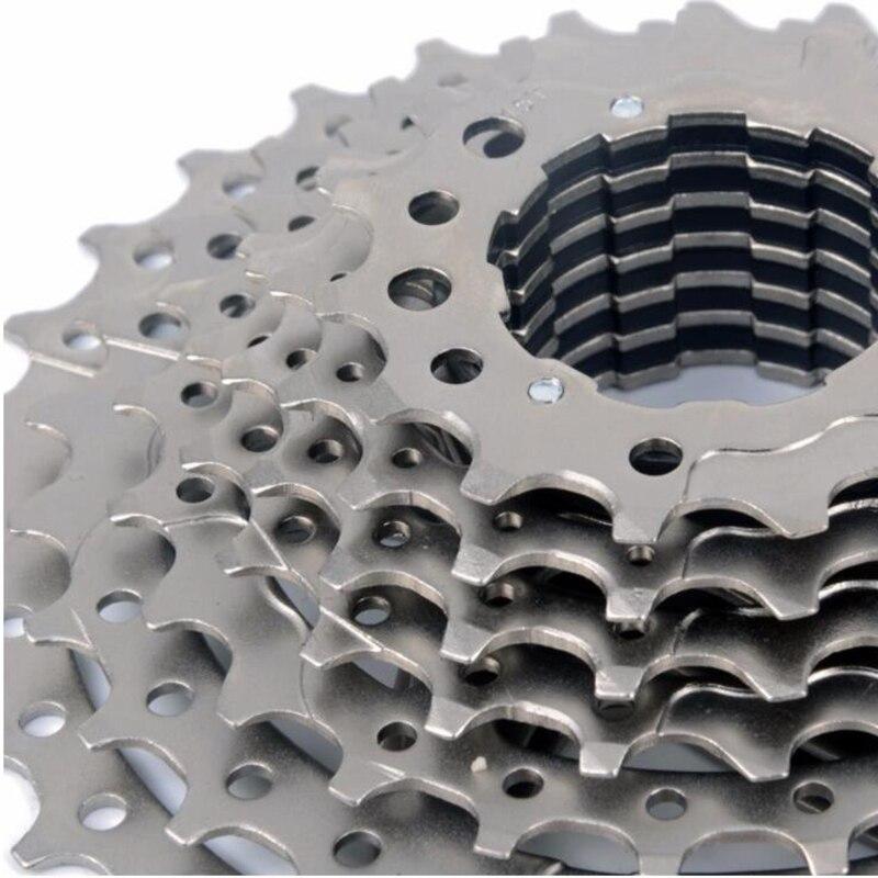 9 скоростей 11-32T Шестерня велосипедная трещотка Кассета звездочки части колеса маховик MTB путешествие горный велосипед высокого качества