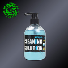 Bottled Tattoo Cleaning Solution Natural For Skin Cleaning Tattoo Accesories