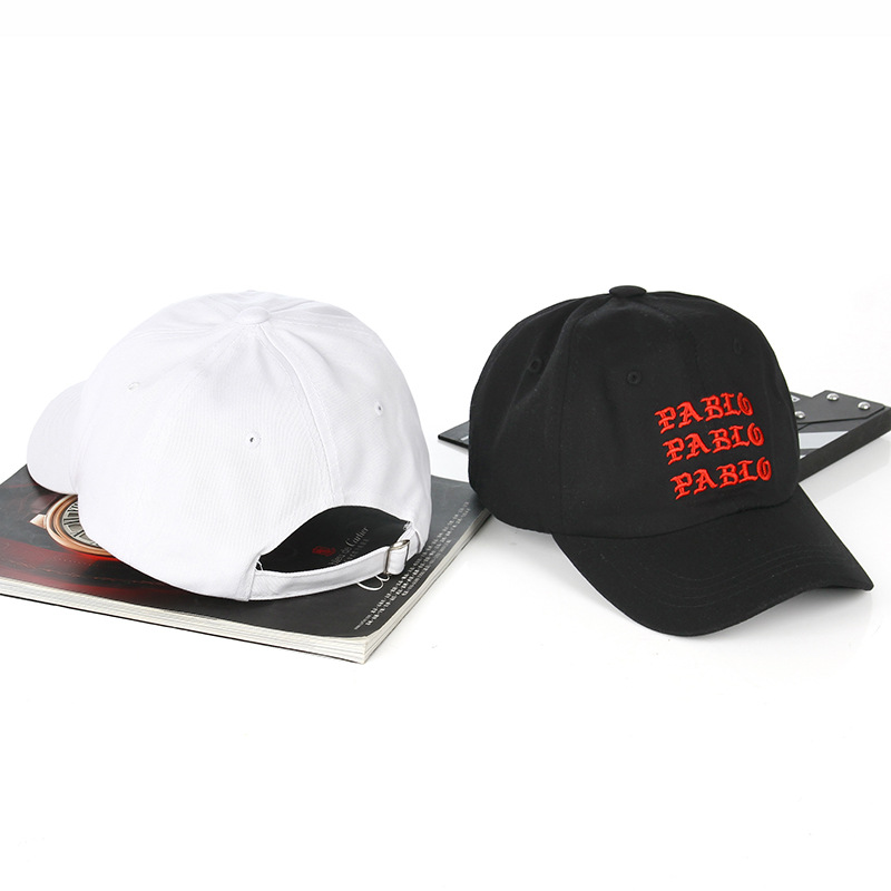 1891b2d4276 Detail Feedback Questions about 2019 New I Feel Like Pablo Red Hat Dad  Baseball Cap Kanye Pablo Embroidery Dad Hat Men Women Snapback Cap Hats on  ...