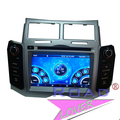 Car Multimedia for Toyota Yaris 2005 2006 2007 2008 2009 2010 2011 Auto GPS Navi DVD Audio Radio Stereo TV BT Ipod  RDS AUX