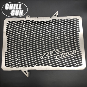Image 3 - Motorcycle Accessories Radiator Cover Radiator Guard Protection Fit For HONDA CB650R 2019 2020 CB 650R CB 650R CB 650 R 1920