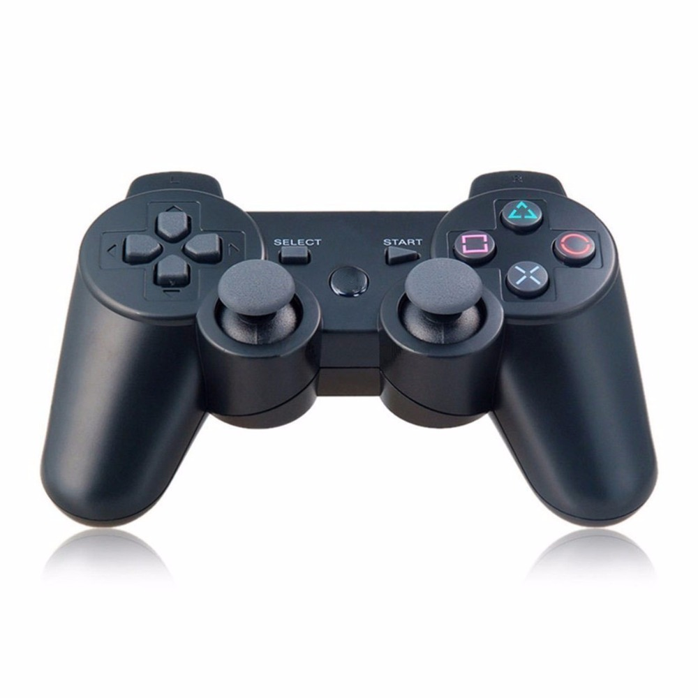 цена  Wireless Bluetooth Gamepad For Sony PS3 Controller Playstation 3 dualshock game Joystick play station 3 console PS 3  онлайн в 2017 году