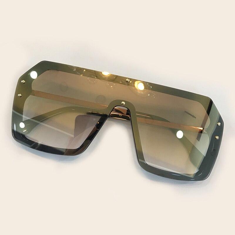 Goggle Sunglasses Men Classical Steampunk Women Men Sun Glasses 2018 Fashion Eyewear Oculos De Sol Masculino