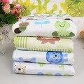 Cobertores do bebê Coral Fleece Super Macia E Confortável Recém-nascidos Cobertor Para Dormir 102x76 cm 350g