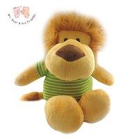 50cm Big Lion Stuffed Plush Toys Forest Animals Large Dolls Soft Toys for Children Kids Girls Boys Birthday Gifts