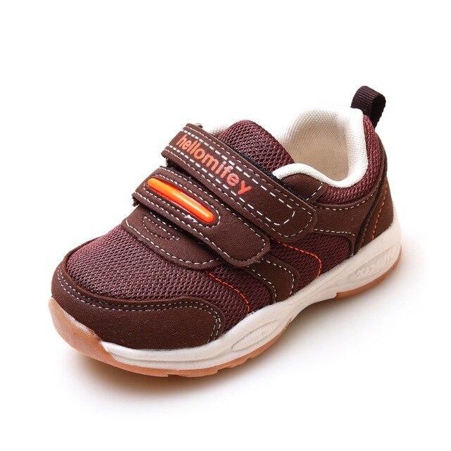 Caliente-venta 1 par kid sport shoes sneakers casualchildren muchacha de los cabritos/muchachos shoes