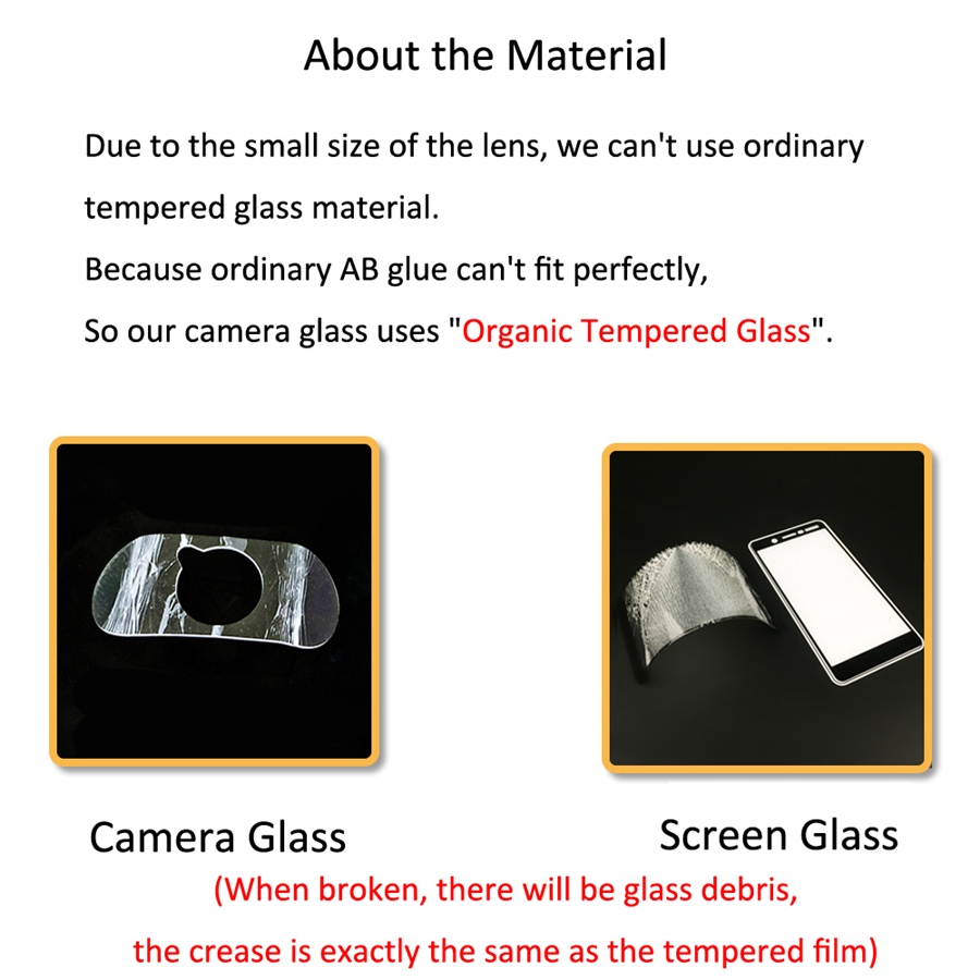 Camera Lens Protective Glass Safety Film For Samsung Galaxy S10 Plus S10e And More 6