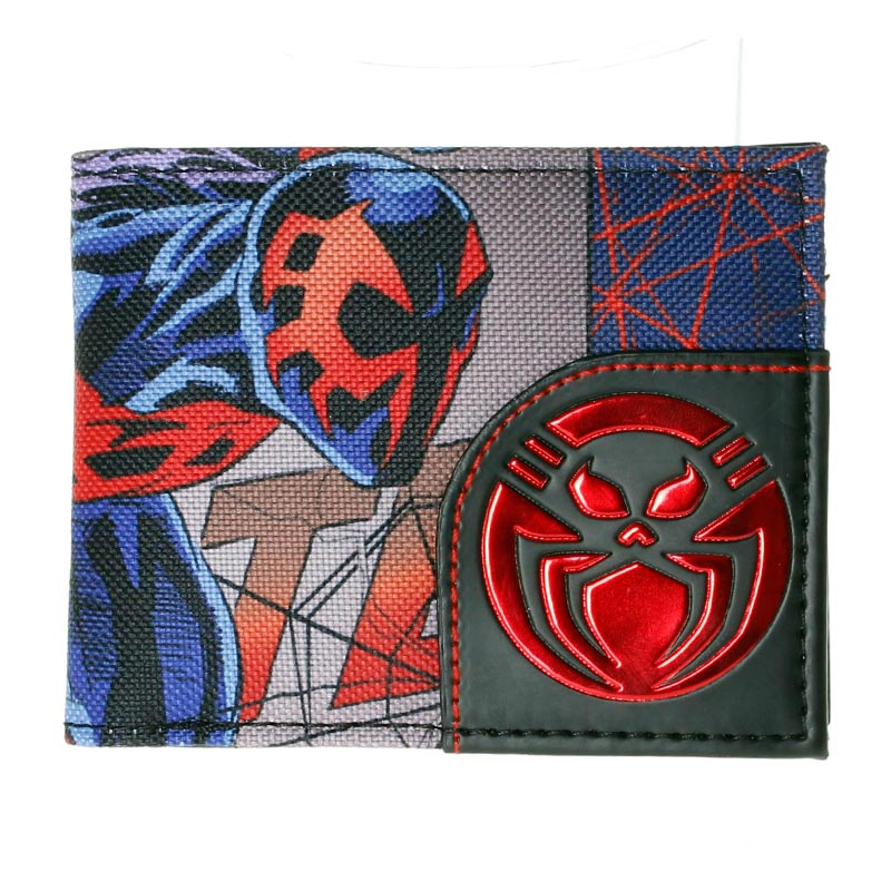 купить marvel wallet DC Comics Heroes vs Villains Bi-Fold Wallet DFT-1480 по цене 332.91 рублей