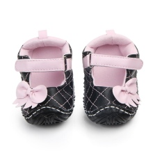Fashion Girls Bow Princess Shoes 2018 New Autumn Baby Shoes
