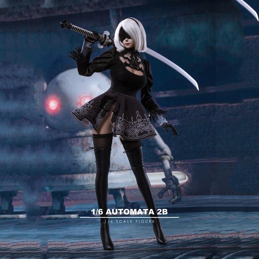 Premise Indicator Words: Aliexpress.com : Buy PS4 Game 1/6 NieR: Automata 2B YoRHa