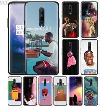 Frank Ocean Boys Phone Case for Oneplus 7 7Pro 6 6T Oneplus 7 Pro 6T Black Silicone Soft Case Cover