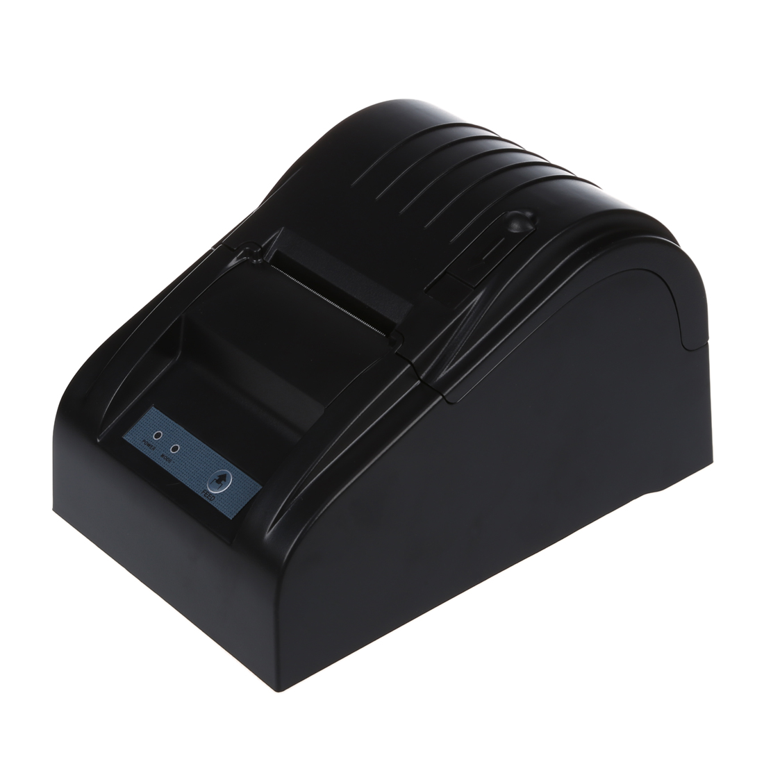 HOT Thermal Printer for tickets and receipts (58mm, 90mm / s, Windows compatible), Black
