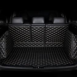 Custom car mats bagagliaio di un'auto per Volkswagen tutto modello VW jetta BORA Sagitar Touareg Tiguan Variant magotan polo Passat Touran teramont