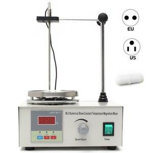 Blender Stirrer Laboratory Magnetic 220V Display 2200rpm 110V Adjustable Digital Churn