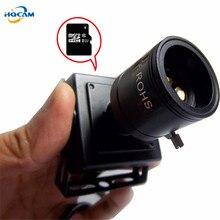 HQCAM CAMHI 720P TF card camera Mini IP Camera Home Security Camera IP kamera Indoor CCTV Camera  9-22mm zoom lens (manual)