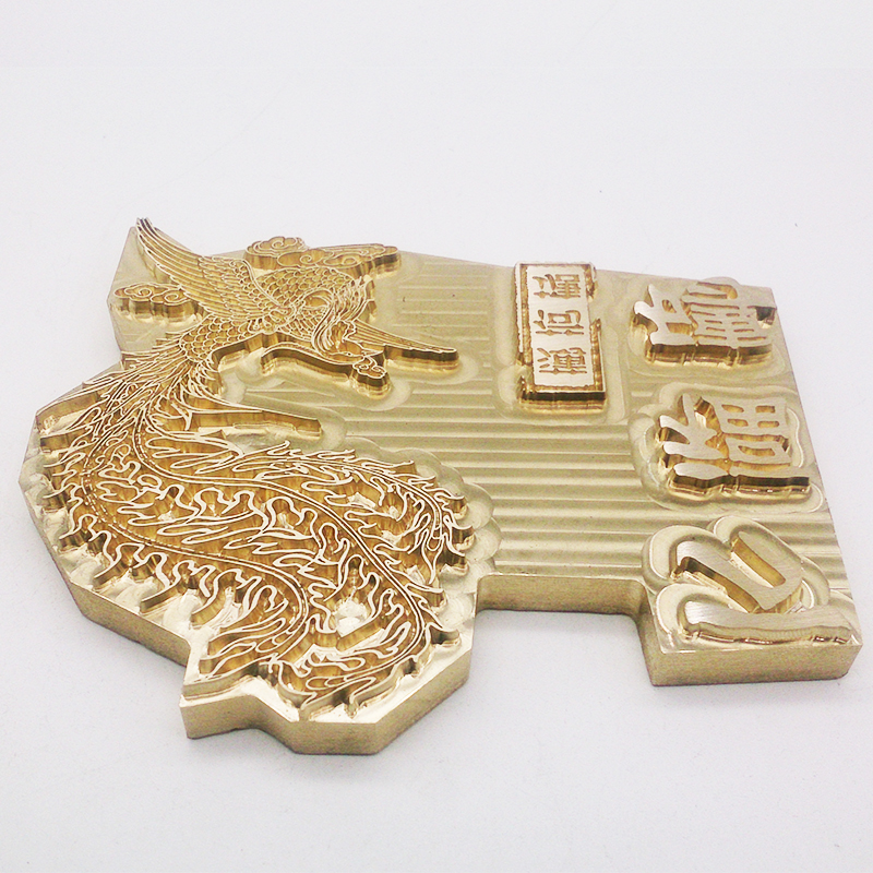 Customize High quality Hot Brass Stamp Iron Mold,Personalized Mold heating on Wood/Leather,league DIY gift,Custom Design household product plastic dustbin mold makers