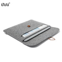 Wool Felt Sleeve For Macbook Pro 13 Inch Retina Display Sleeve Case Cover Portable Computer Laptop