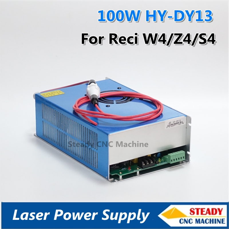 high quality DY13  laser power supply  S4 Z4 W4 CO2 laser tube