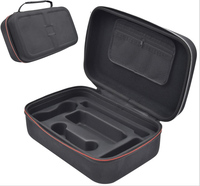 Portable Hard Shell Carrying Case Anti Shock Storage Travel Hand Bag W Multiple Compartments For Nintendo