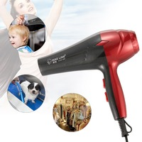 Anmas Rucci 2200W Professional Hair Dryer for Hair Salon Fast Styling Blow Dryer AC Motor Hot And Cold Wind