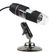 Promo offer Pocket 500X 2MP USB Digital Microscope 8 LED Illuminant Endoscope Magnifier Camera with Metal Stand for Medical Cosmetology