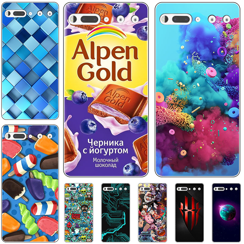 45 Styles For Essential Phone Case For Essential PH-1 Phone Ph 1 ph1 Cover Silicone Panited Owl Cat Flower Cute Animal Patterned(China)