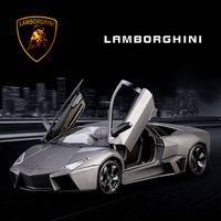 Bburago 1:24 Lamborghini model high imitation die casting metal children toy boyfriend gift simulation alloy car collection
