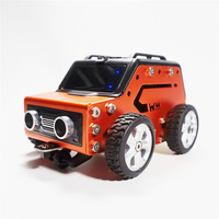 WeeeMake WeeeBot Mini Smart RC Robot Car Infrared APP Control Programmable Obstale Avoidance Robot Car