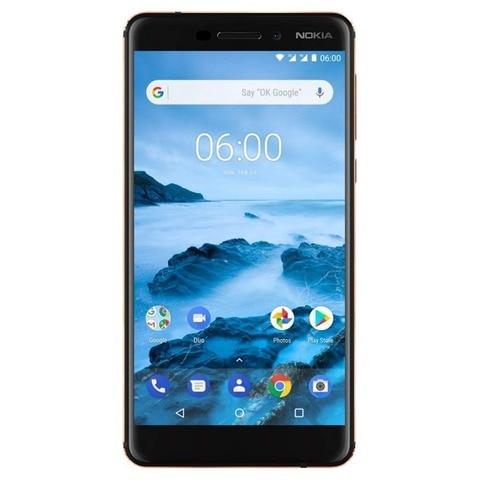Unlocked Original Nokia 6.1 (2018) 5.5inch Screen 3GB RAM 32GB ROM Snapdragon 630 16.0MP Fingerprint Multan