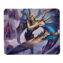 NEW Luxury Rubber Locking Edge Game Mouse Pad PC Computer Laptop Gaming Mousepad for Dota 2 Mice Mat
