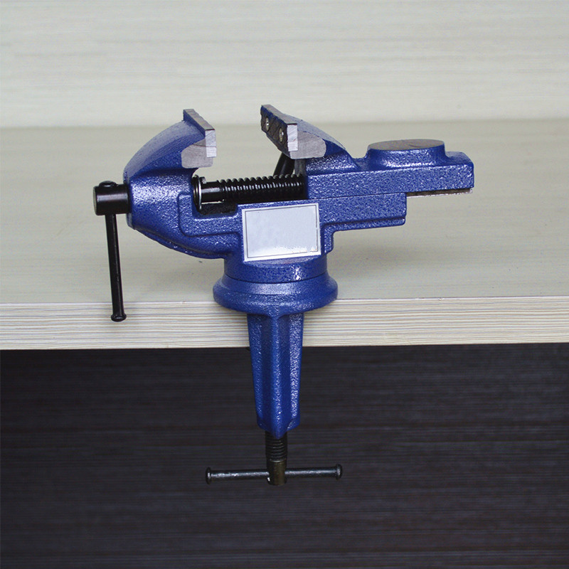 High quality mini vise bench clamp carpentry clamps Table vice universal table clamp tool Hand tool repair tool pegasi aluminum alloy table vise bench vice alloy 360 degree rotating universal clamp units vise mini precise vise diy hand tool