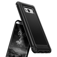 5 8 Original Rugged Armor Extra Case For Galaxy S8 Heavy Duty Durable Anti Drop Protective
