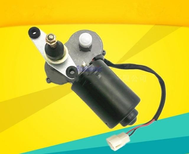 Automotive wiper motor single wiper arm tractor forklift truck general modified wiper motor 12V/24V