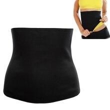 Emagrecimento Cinto Auto-aquecimento Respirável Elástica Trainer Cintura Cincher do Espartilho Shapewear