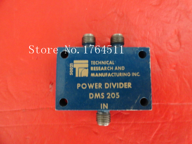 [BELLA] A Two TRM Power Divider DMS205 1-2GHz SMA