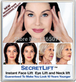 Free shipping NEW USA_Instant Facelift and Necklift Face Neck Lift Tapes 100% good! Invalid refund!