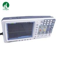 SDS7102V Memória Profunda Osciloscópio De Armazenamento Digital Osciloscópio Digital Portátil