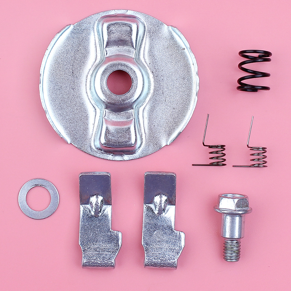 Recoil Starter Guide Ratchet Spring Return Friction Screw Washer Kit For Honda GX110 GX120 GX140 GX160 Mower Engine Motor