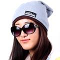 2016 Fashion Skullies Beanies Women Hat Knit Hat Female Cap Man Winter Hat For Women Beanie Unisex Pure Color Headgear