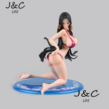 Free Shipping Japanese Anime Model One Piece 18cm bikini Nico Robin Miss Allsunday Action Figure Model Toys for gifts