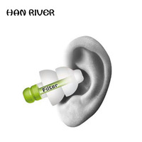 Ms earplugs anti snoring sleep snoring man noise reduction and comfortable The portable travel gifts 2017 hot sales