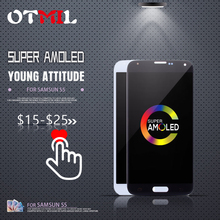 5.1 Super AMOLED For SAMSUNG Galaxy S5 NEO LCD Display Touch Screen Digitizer G903  #1