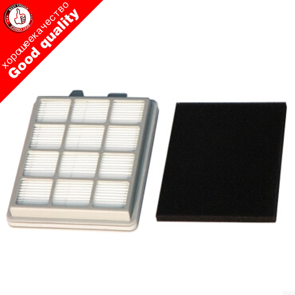 2pcs/lot Vacuum Cleaner Cartridge Pleated HEPA Filter For Electrolux Hepa Filter Z1860 Z1870 Z1850 Z1880 Vacuum Cleaner Parts